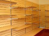 Estante Expositor para lojas com Madeira