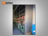 Estante de armazém para cargas médias e altas
